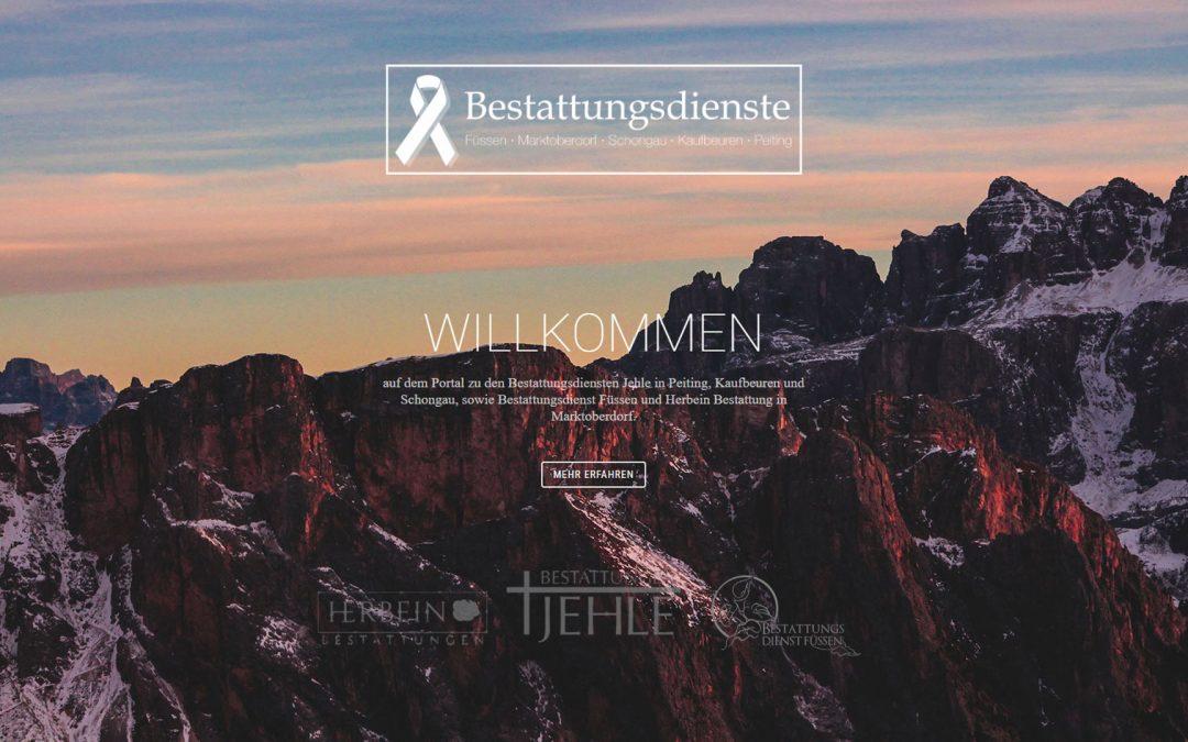 Bestattungsdienste Portal